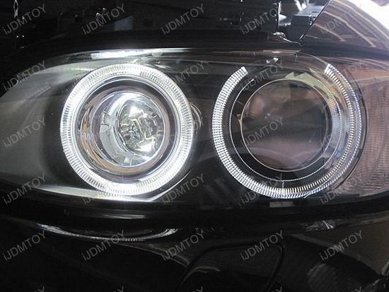 LED BMW Angel Eyes H8 Ring Marker Bulbs 16