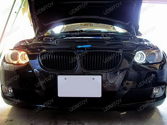 LED BMW Angel Eyes H8 Ring Marker Bulbs 17
