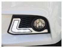 General LED Running Lamps Installation