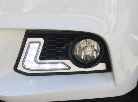 How To Install The OEM Fit LED Daytime Running Lights