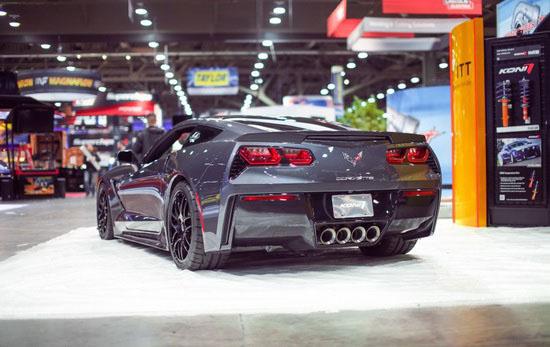 2013 Las Vegas SEMA Auto Show 12