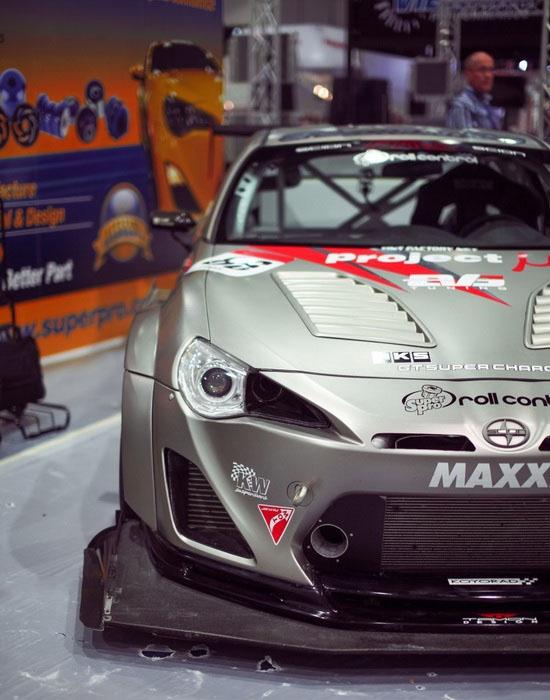2013 Las Vegas SEMA Auto Show 13