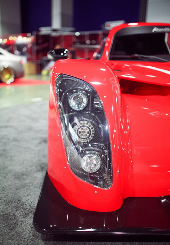 2013 Las Vegas SEMA Auto Show 17