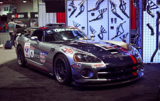 2013 Las Vegas SEMA Auto Show 18