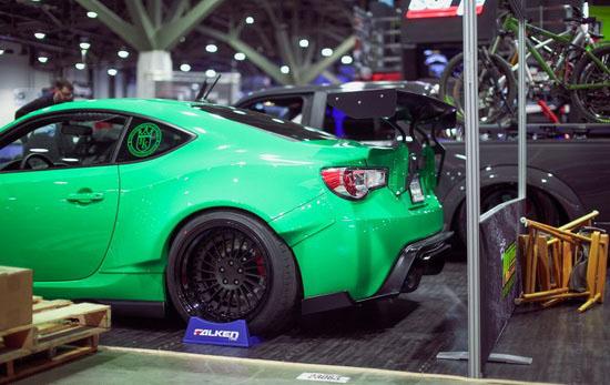 2013 Las Vegas SEMA Auto Show 2