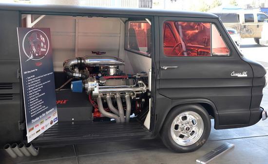 2013 Las Vegas SEMA Auto Show 23