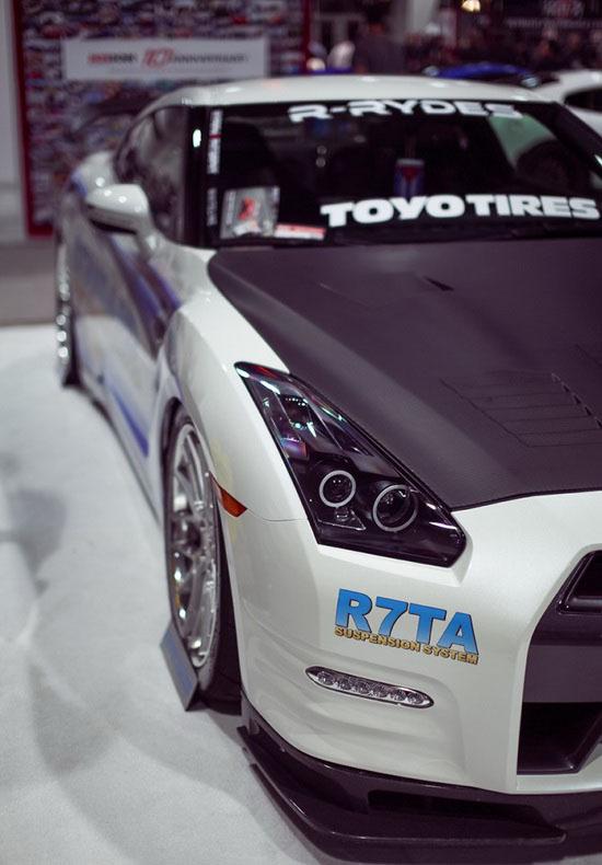 2013 Las Vegas SEMA Auto Show 33