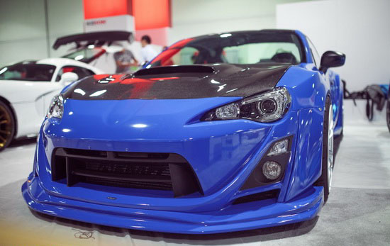 2013 Las Vegas SEMA Auto Show 4