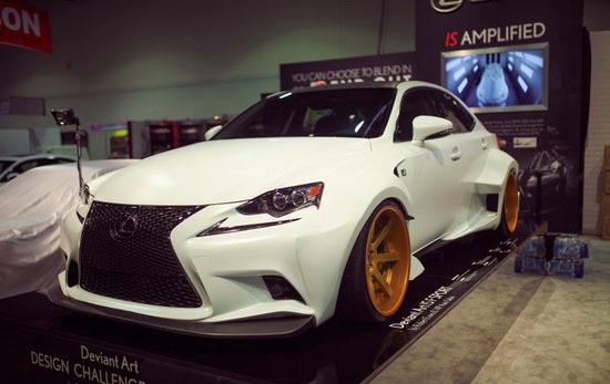2013 Las Vegas SEMA Auto Show 9