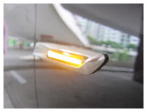 LED Side Markers For Turn Signal Lights