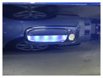 LED Emitter Door Handle Lights Installation For Most Vehicles