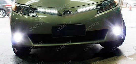 Toyota LED Fog Lights 7