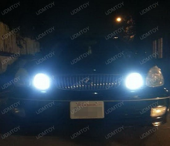 Lexus GS 9005 LED High Beam DRL 1
