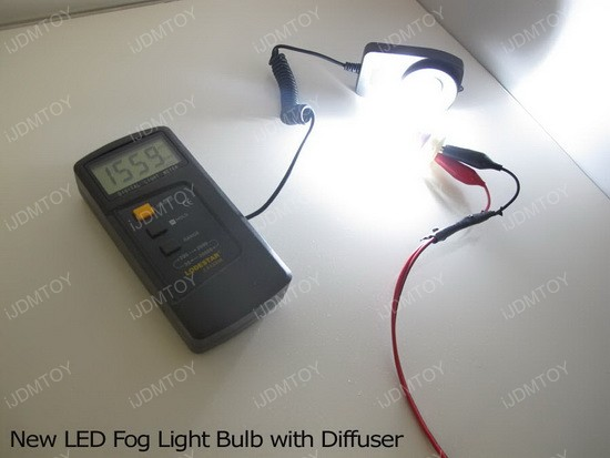 High Power LED Fog Light Bulbs 1