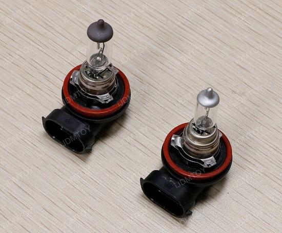 H16 vs H11 LED bulb 02