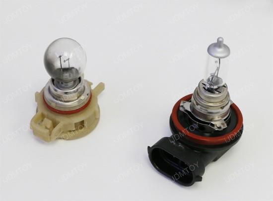 H16 vs H11 LED bulb 03