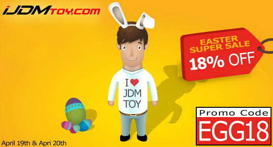 iJDMTOY easter sale
