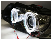How To Use Head Gun Open A Headlights (base on a BMW E90 3 Series)