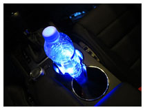 How to install LED Cup Holder Lights