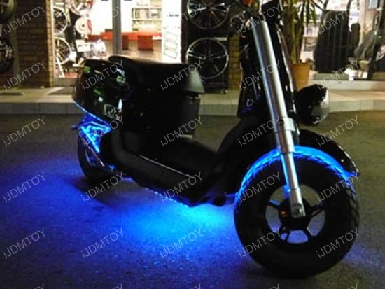 Scooter RGB lighting kit 01