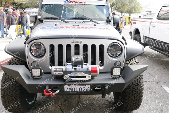 SEMA Jeep Wrangler LED 01