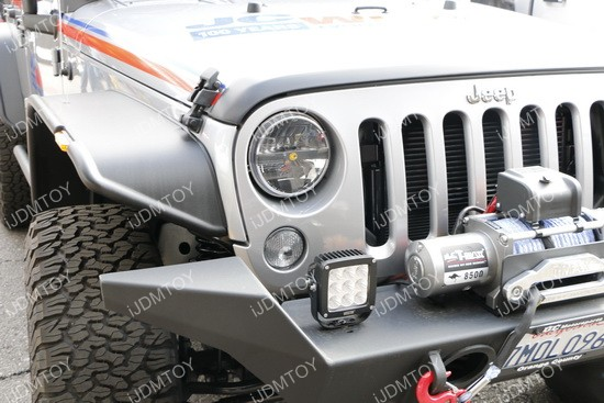 SEMA Jeep Wrangler LED 04