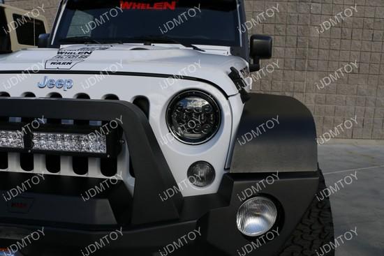 SEMA Jeep Wrangler LED 09