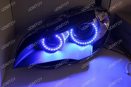 RGB LED halo rings 03
