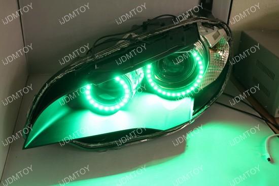 RGB LED halo rings 04