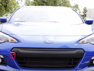 How to Install Red Racing Tow Ring on Subaru BRZ/Scion FRS Video Tutorial