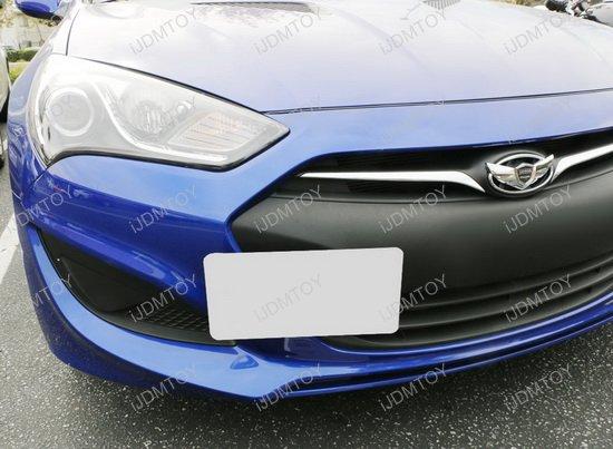 License Plate Mounting Bracket 03