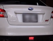 Subaru F1 Style LED Rear Fog Light Video Demo