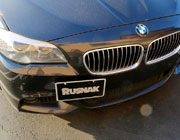 License Plate Tow Hook Adapter Installation Guide