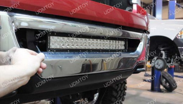 Ford F150 bumper mount 08