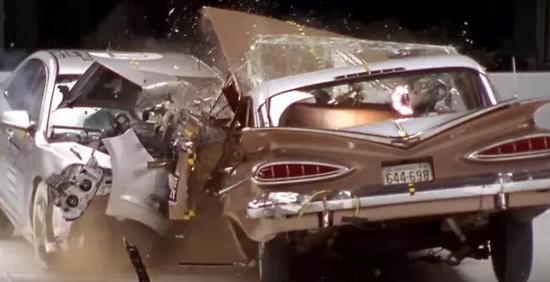 Car crash test 07