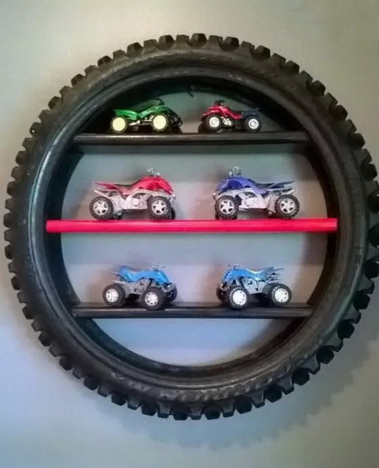 DIY Recycled Tires 01