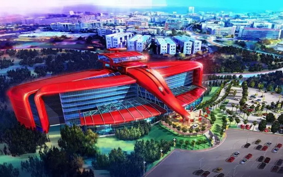 Ferrari World 01