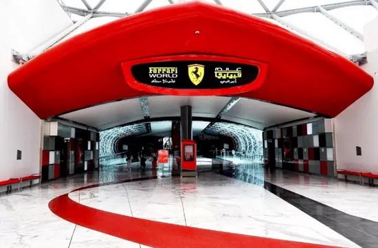 Ferrari World 02