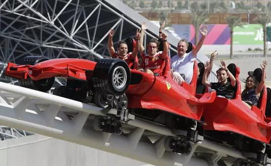 Ferrari World 05