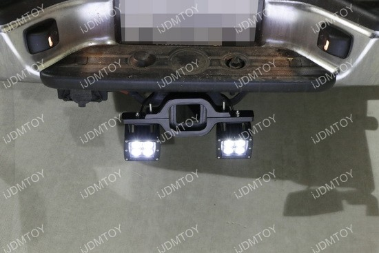 Tow Hitch Mount LED Pod Light 04