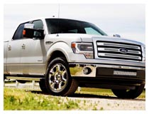 How to Install 2009-2014 Ford F-150 LED Light Bar