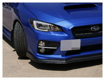 Subaru WRX JDM LED DRL Bezel Installation