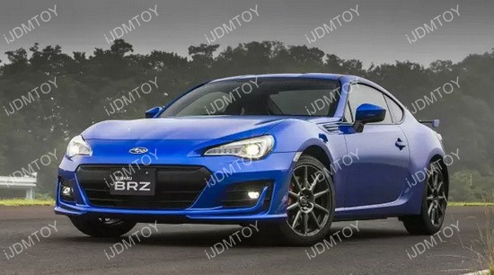 subaru brz ijdmtoy blog for automotive lighting. Black Bedroom Furniture Sets. Home Design Ideas
