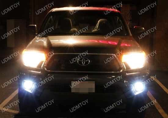 3 In 1 LED Fog Light Kit 09