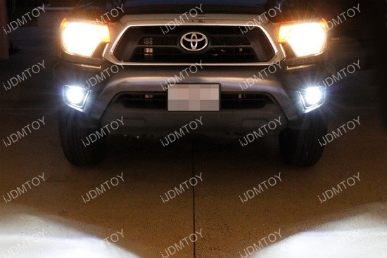 3 In 1 LED Fog Light Kit 10