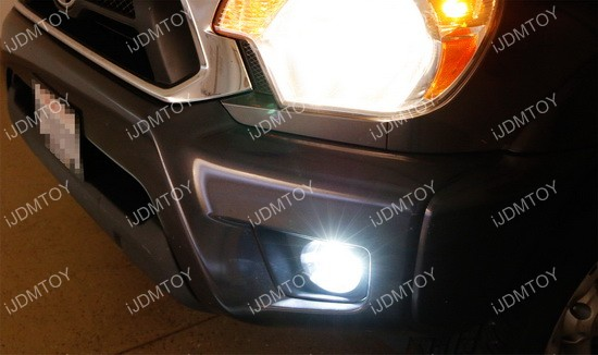 3 In 1 LED Fog Light Kit 12