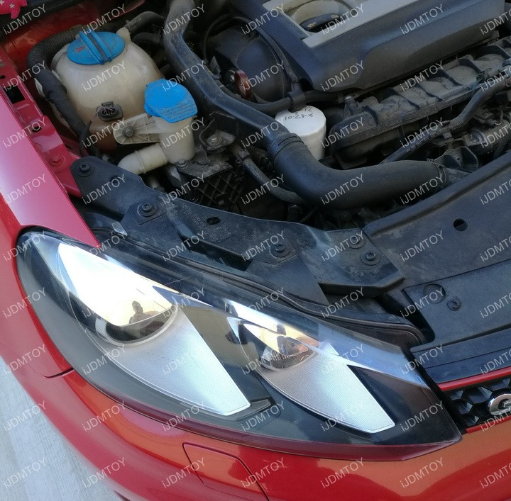 Install D1S D3S HID Headlights