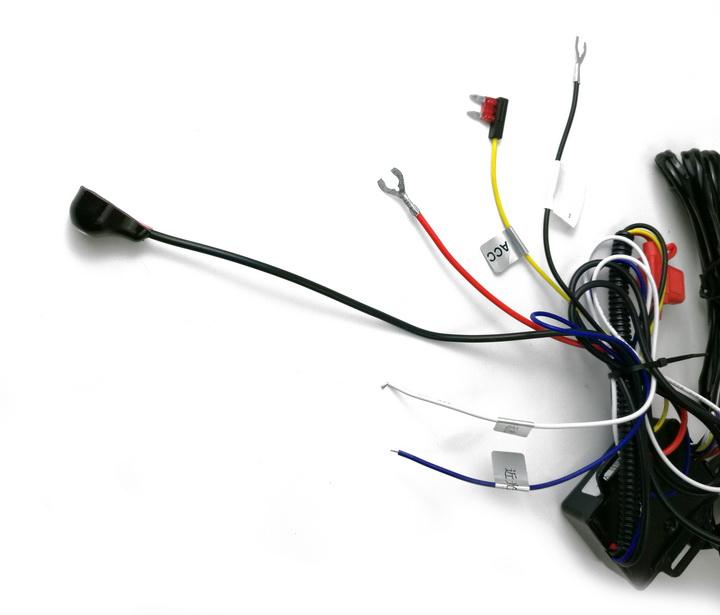 3 in 1 led daytime running lights hi lo driving fog lamps. Black Bedroom Furniture Sets. Home Design Ideas