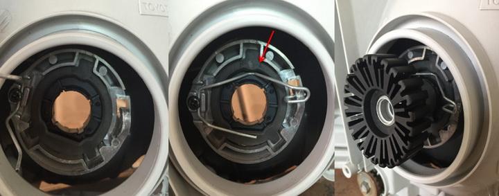 LED Headlight Bulb Install 02