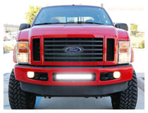 Install 2008-2010 Ford F-250 LED Light Bar